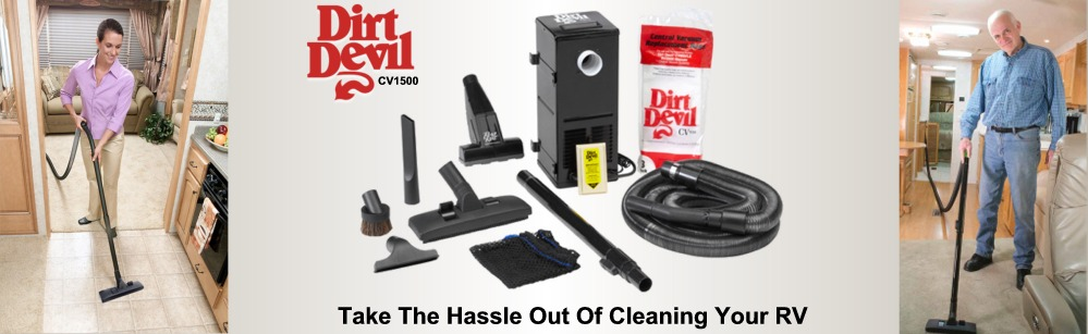 Dirt Devil RV Vacuum