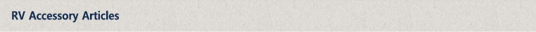 RV Accessories Articles
