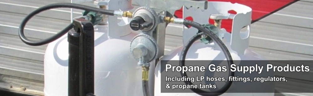 Propane Gas Supply Products