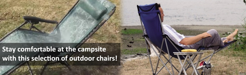 RV Outdoor Chairs