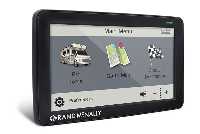 Rand McNally 7730 RV GPS