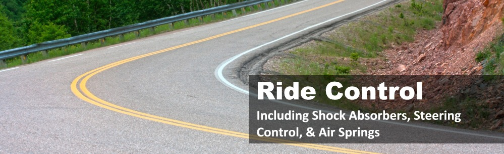 RV Ride Stability and Control
