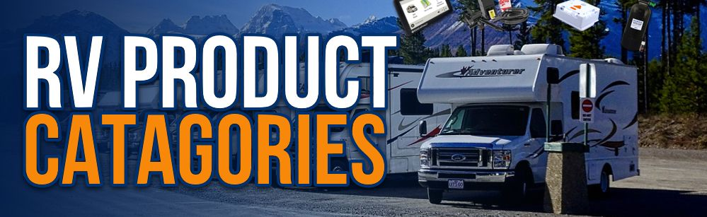 RV Product Categories