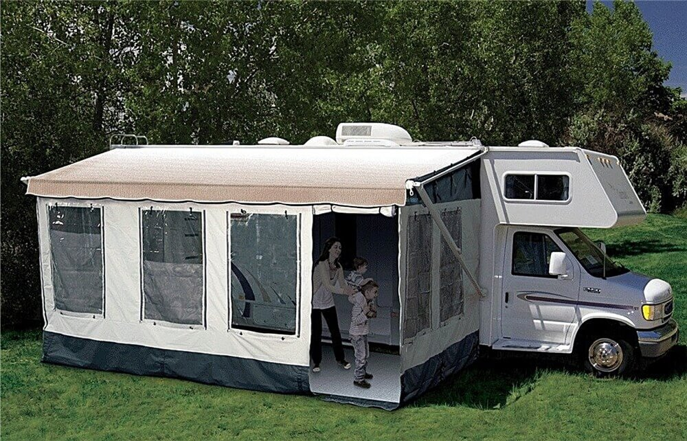 Rv Accessories To Help You Enjoy The Shade On Sunny Days