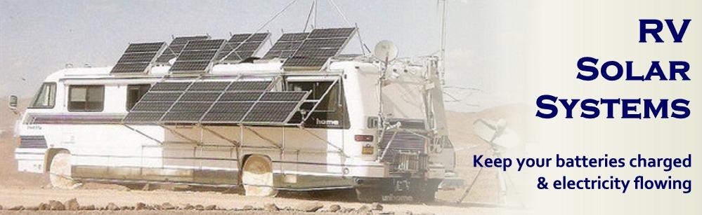 Rv Solar Panel Systems