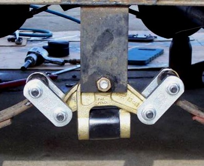 Replacing The Worn Out Parts In Your Trailer S Suspension