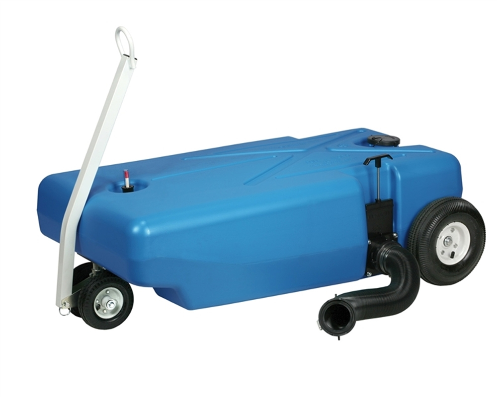 The Barker Tote Along Portable Waste Tank Get's An Upgrade