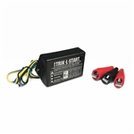 LSL Products TRIK-L-START Ultra Trik L Start 5 Amp Starting Battery Charger Maintainer With Battery Clips