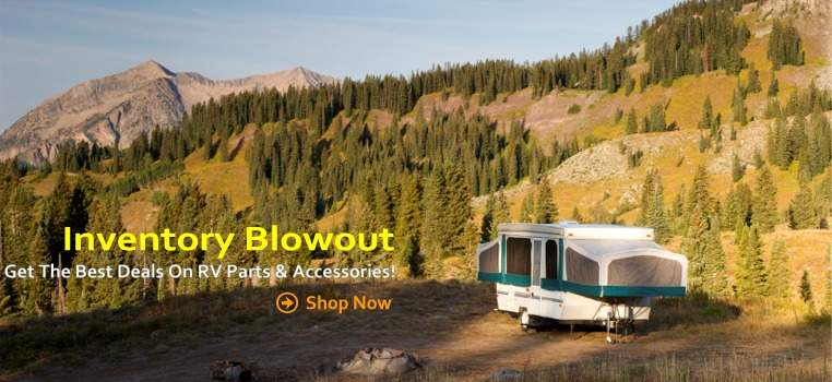 RV Accessories Blow Out