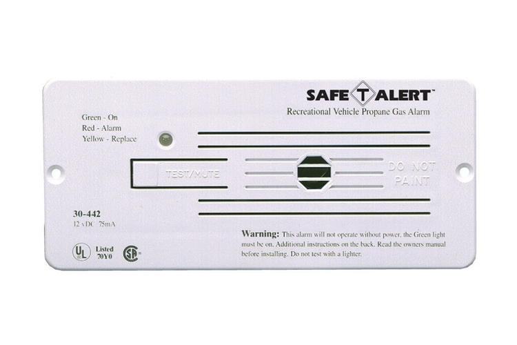 Safe-T-Alert LP Gas Alarm