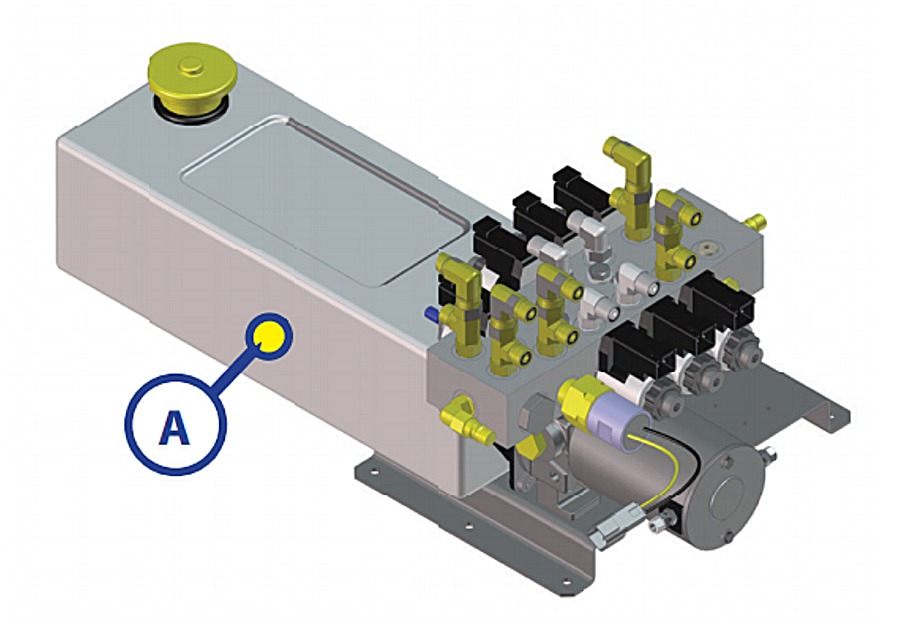 Hydraulic Pump  Lippert Hydraulic Pump