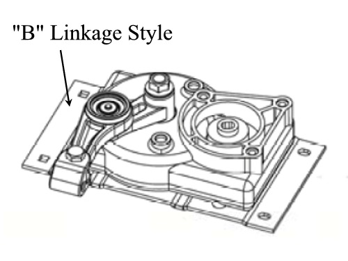 "Kwikee Electric Step Repair Kit - ""B"" Linkage"