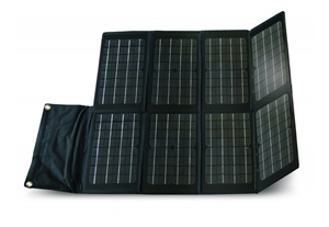 Nature Power 80 Watt Folding Solar Panel