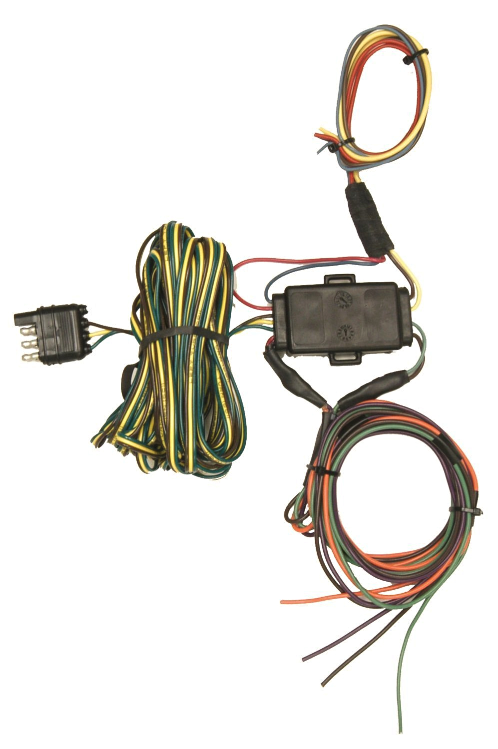 Hopkins 56200 Jeep Towed Vehicle Wiring Kit 2010 Chevrolet Traverse Tail Light Harness All Dinghy Towing Harnesses