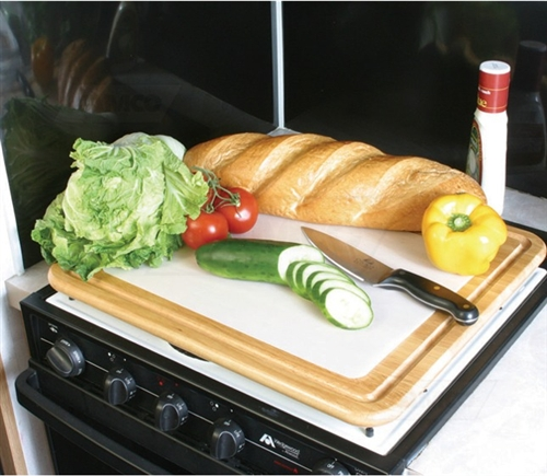 Camco Stove Topper / Cutting Board