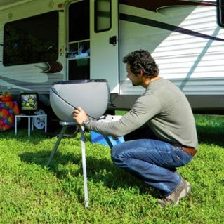 Portable RV Satellite Antenna