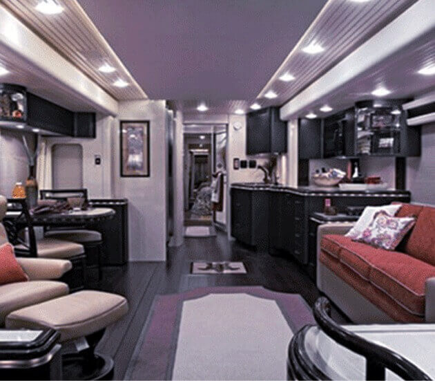 5 Reasons To Switch Your Rv Lights To Led Bulbs