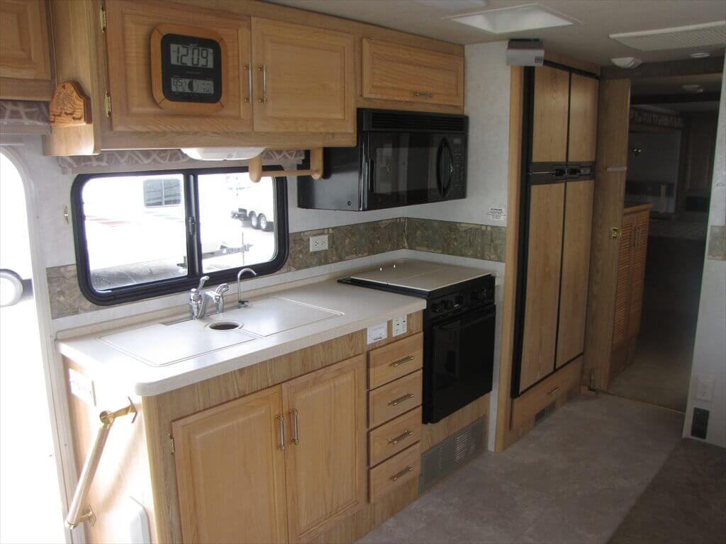 Having The Proper Appliances For Your RV Kitchen Is Very Important. When  Choosing Them, Keep In Mind Of The Space You Have Inside And Where You Can  Place ...