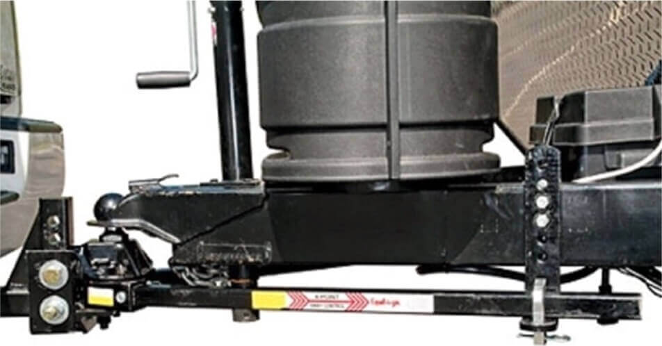 Equal-i-zer 90-00-1401 No Shank Sway Control Hitch 1,400 / 14,000 lb