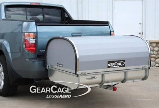 Let's Go Aero Gear Cage LowPro Cargo Carrier