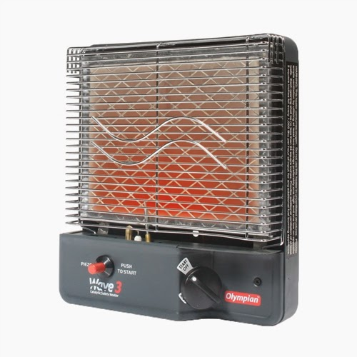 Catalytic Safety Heater