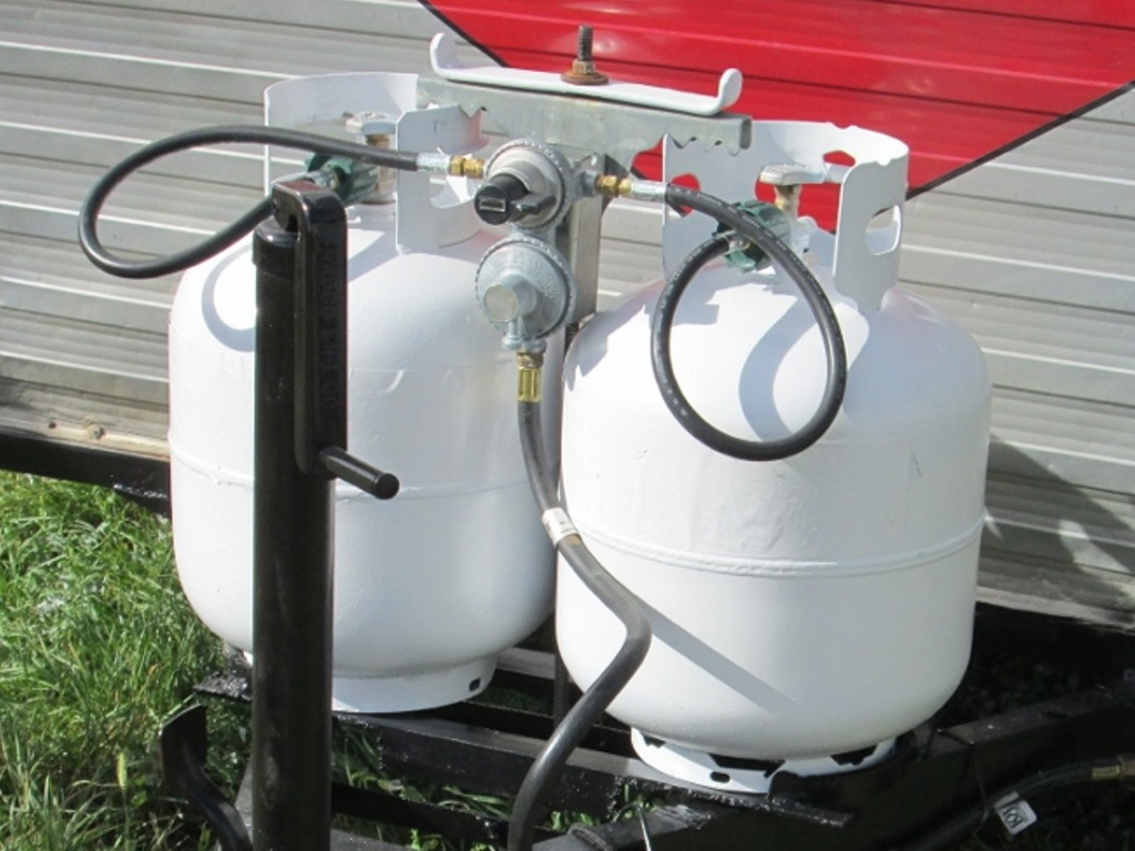 Two Stage Rv Propane Regulators For Safe Operation