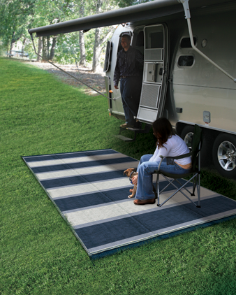 RV Patio Awning Rugs And Mats