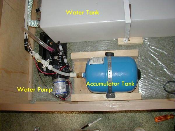 rv water pumps signs your water pump needs replacing. Black Bedroom Furniture Sets. Home Design Ideas