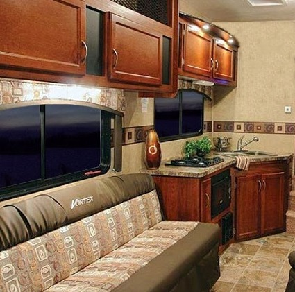 Maximize Space With These Interior Rv Accessories