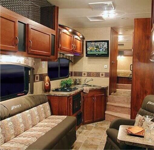 Keeping Cool Inside Your RV