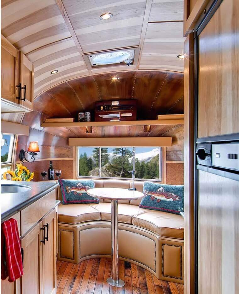 Interior Rv Lighting For Nearly Any Purpose