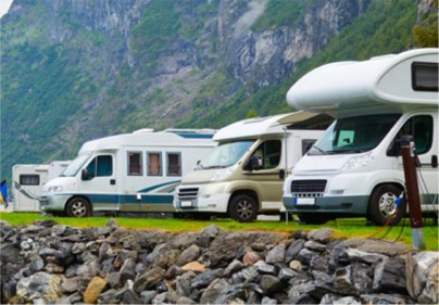 Keeping your RV secure