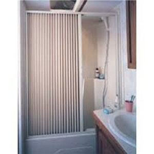 Irvine Folding Shower Door