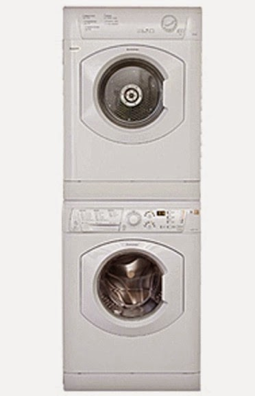 Splendide Ariston Stackable Washer & Dryer