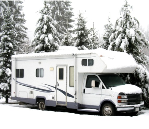 RV Winter Travel
