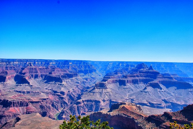 The ultimate RV destination is the Grand Canyon