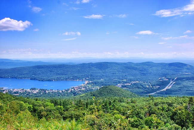 Fun RV Adventure to Lake George New York