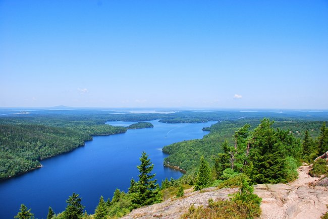 Take a RV trip to Maine's Acadia National Park