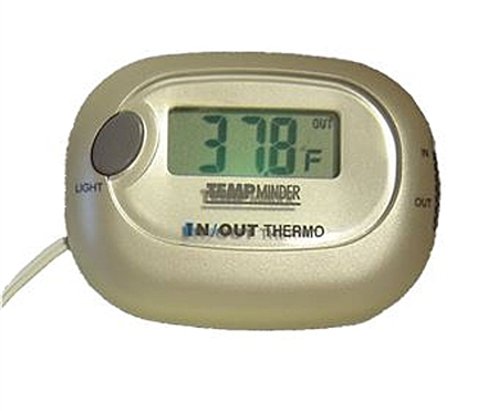 Minder Research Mrc 100 Rv Tempminder Thermometer