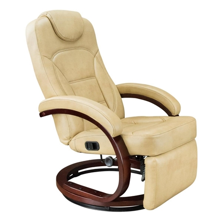 Thomas Payne 3477221 Euro Recliner Chair Alternate Latte