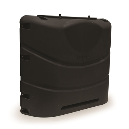 Camco 40539 Heavy Duty Rv Propane Tank Cover Black 30 Lbs