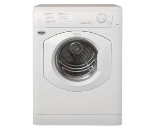 Splendide Tvm63x Ariston Vented Stackable Rv 24 Quot Dryer White