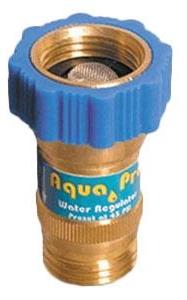 Aqua Pro 21851 Fresh Water RV Pressure Regulator