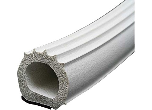 Ap Products 018 1097 Ribbed D Seal With Tape 1 Quot X 1 Quot X 50