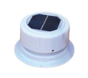 Ultra Fab 53 945001 Solar Powered Rv Plumbing Vent Cap White
