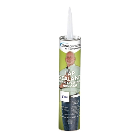 Dicor 551lst Non Sag Lap Sealant Tan