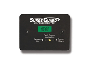 Surge Guard Remote Power Lcd Display For 34520 Amp 34560