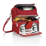 Picnic Time 512 80 100 000 0 Pranzo Lunch Tote Red