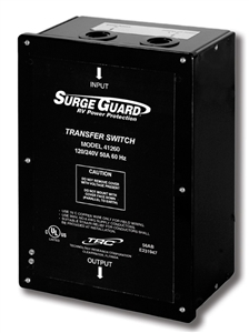 Surge Guard 41260 001 012 Automatic Rv Transfer Switch 50 Amp