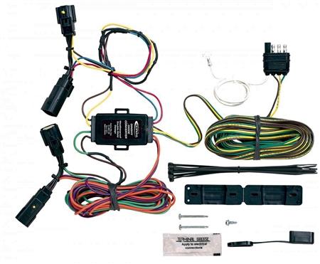 hopkins 56001 ford towed vehicle wiring kit. Black Bedroom Furniture Sets. Home Design Ideas